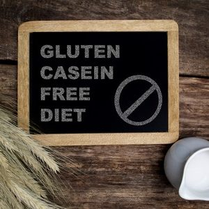 41239162 - inscription gluten casein free diet