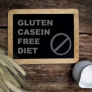 41239162 - inscription gluten casein free diet